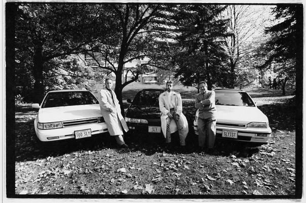 3 Sylmans & cars